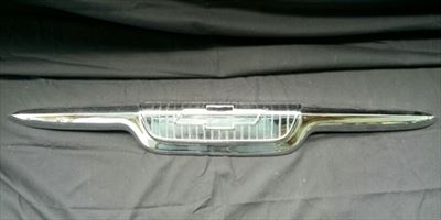 Chrome Plated Metal Car Grill