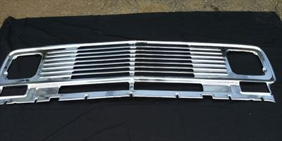 Whole Metal Truck Grill Chrome Plated
